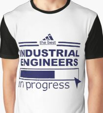 INDUSTRIAL ENGINEERS Graphic T-Shirt