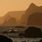 Rugged Southern Oregon by Randy Richards
