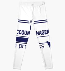 KEY ACCOUNT MANAGER Leggings