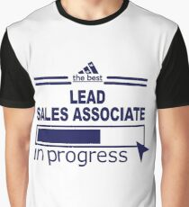 LEAD SALES ASSOCIATE Graphic T-Shirt