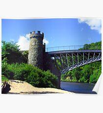 Craigellachie Bridge III Poster