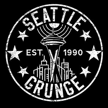 Seattle Grunge by Coldink