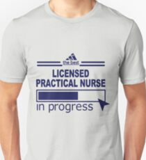 LICENSED PRACTICAL NURSE Slim Fit T-Shirt