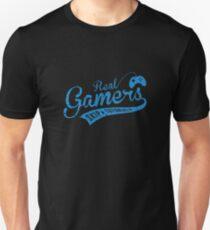 Real Gamers Skip Tutorial Unisex T-Shirt