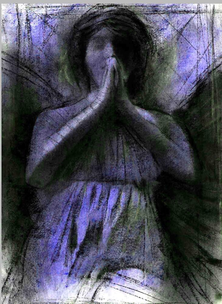 Blue Angel by cliffwarner