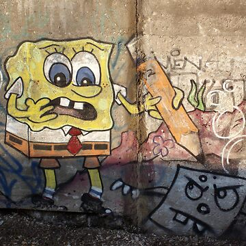 Spongebob Tagged-pants...  by 94gixxer