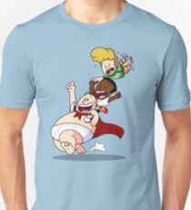Flying High With Underpants T-Shirt