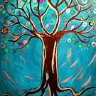 Tree of Family Blessings by jonkania