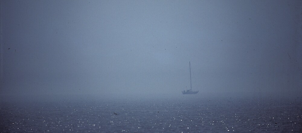 No Sailing Today by bertspix
