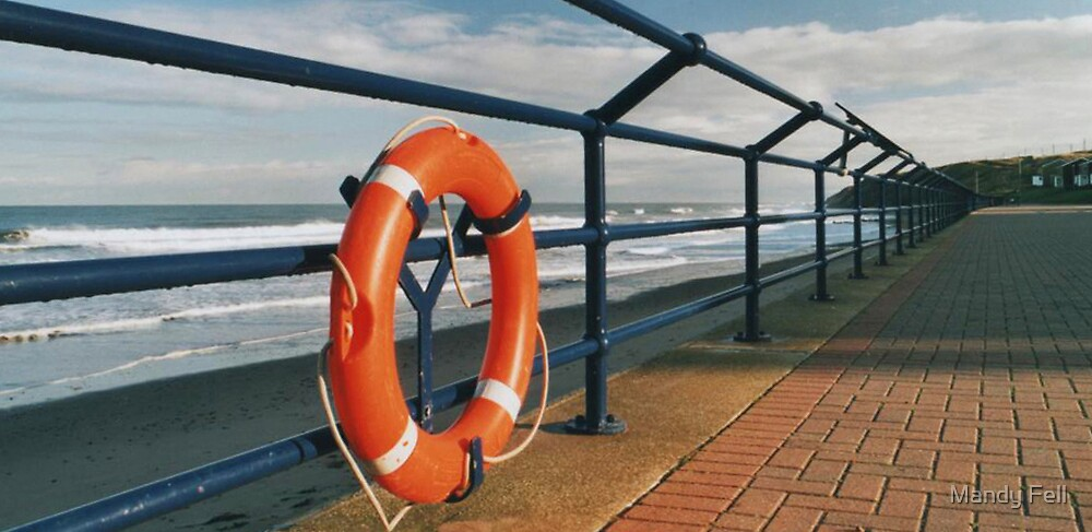 Seaside by Mandy Fell