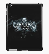 Tony Parker iPad Case/Skin