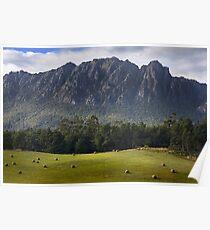 0965 Mt Roland 2  Poster