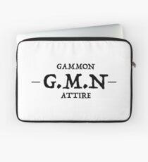 G.M.N Attire Large (Black) Laptop Sleeve