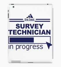 SURVEY TECHNICIAN iPad Case/Skin
