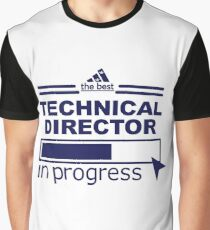 TECHNICAL DIRECTOR Graphic T-Shirt