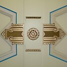 Block Court Ceiling by David Thompson