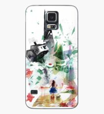 Not in Kansas Anymore v2 Case/Skin for Samsung Galaxy
