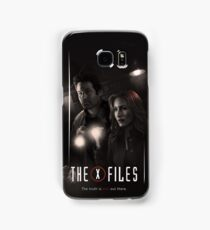 The X-files Poster s11 second edition Samsung Galaxy Case/Skin