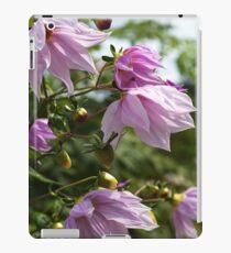 Beautiful Tree Dahlia In Flower iPad Case/Skin