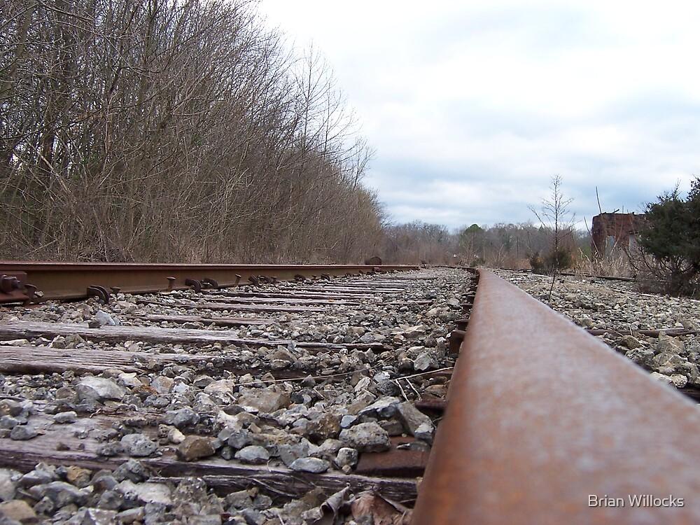 Follow the Tracks by Brian Willocks
