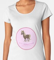 Li'l Sebastian Women's Premium T-Shirt