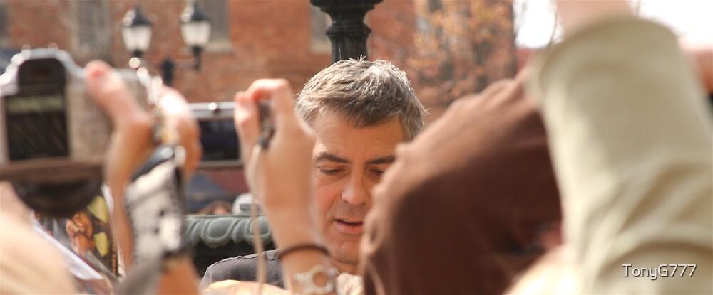 George Clooney by TonyG777