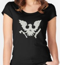 State of Decay Women's Fitted Scoop T-Shirt