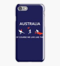 AUS  iPhone Case/Skin