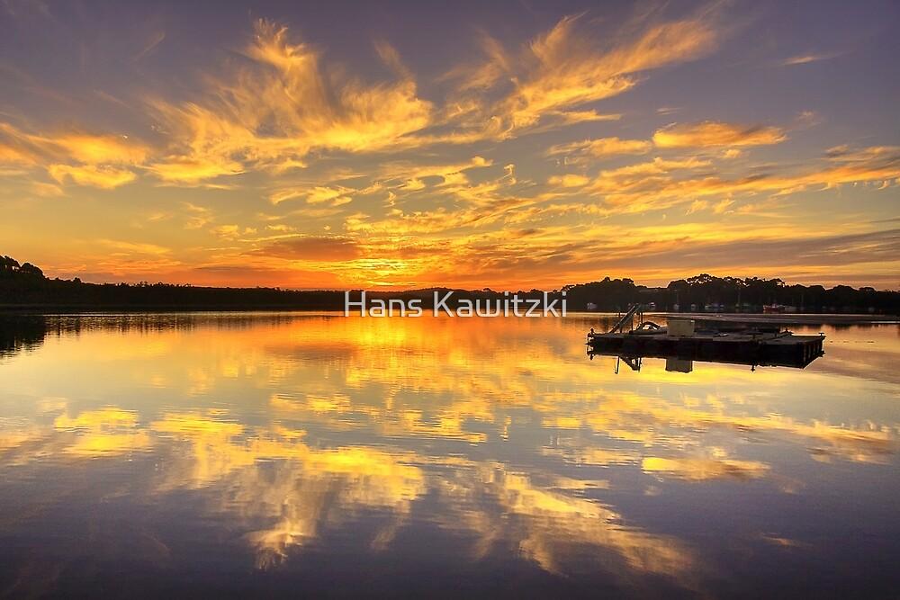 0978 The Barge  by Hans Kawitzki