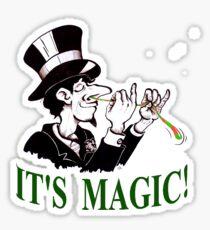 Magic Trix Sticker
