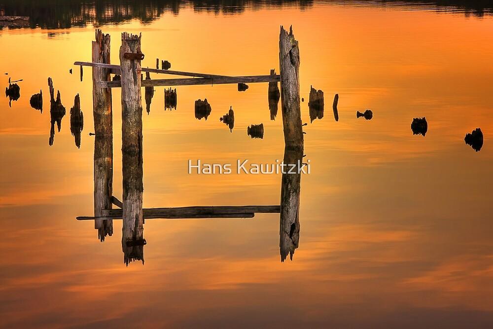 0980 Pier Remains  by Hans Kawitzki