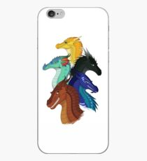 Wings of Fire First Arc Main Characters iPhone Case