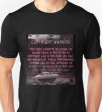 Copyright Warning T-Shirt