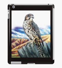 Native NZ Falcon iPad Case/Skin