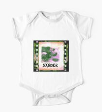 Xander - personalize your gift One Piece - Short Sleeve