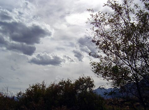 More Clouds by Jerry Stewart