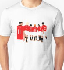 Class of 92 - Manchester United Legends Slim Fit T-Shirt