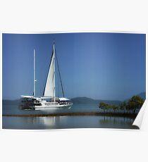 1010 Reef Cruiser - Port Douglas Poster