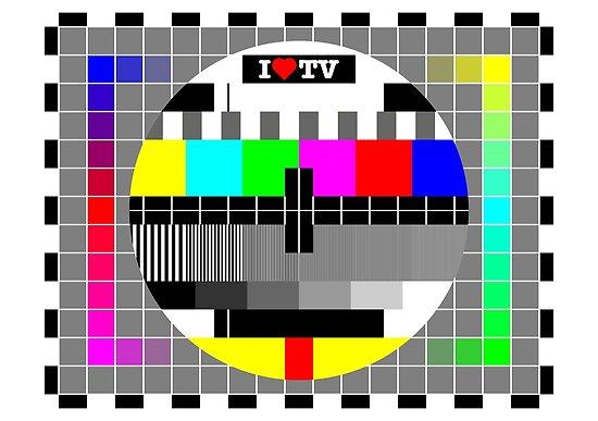 I love TV by tudi