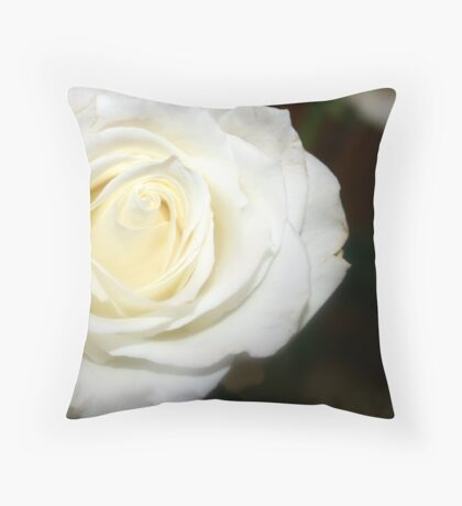 Pure Life Changes Throw Pillow