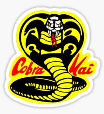 Cobra Kai Dojo Sticker