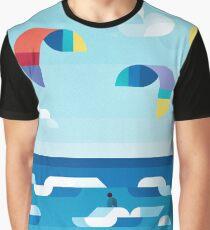 Kites dance Graphic T-Shirt