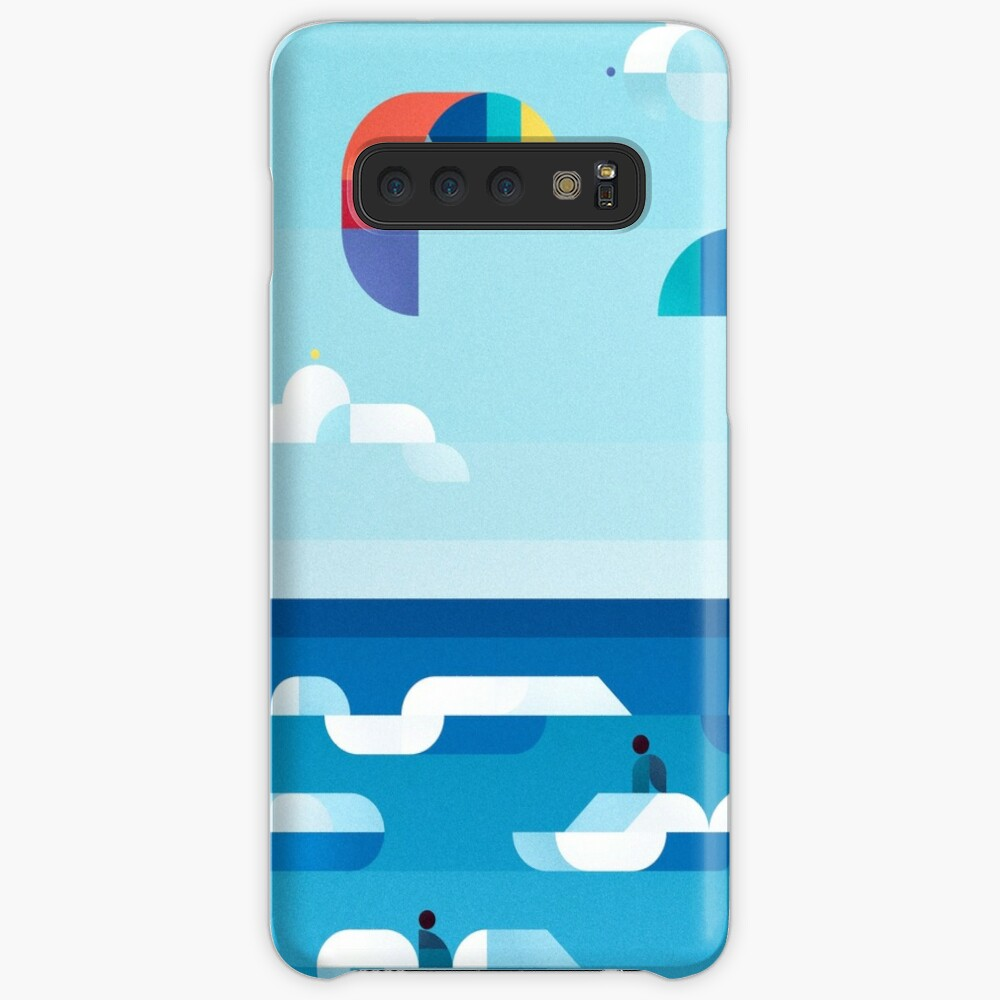 Kites dance Case & Skin for Samsung Galaxy