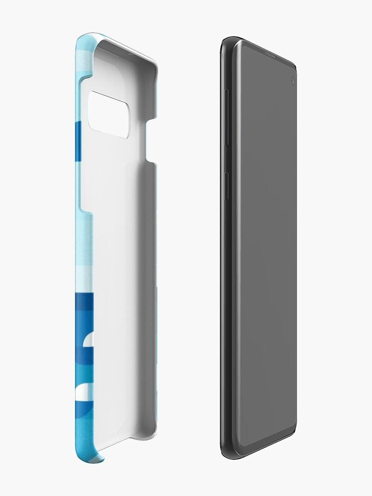 Alternate view of Kites dance Case & Skin for Samsung Galaxy