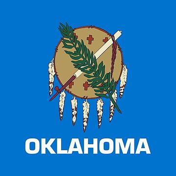 Flag of Oklahoma by Countries-Flags