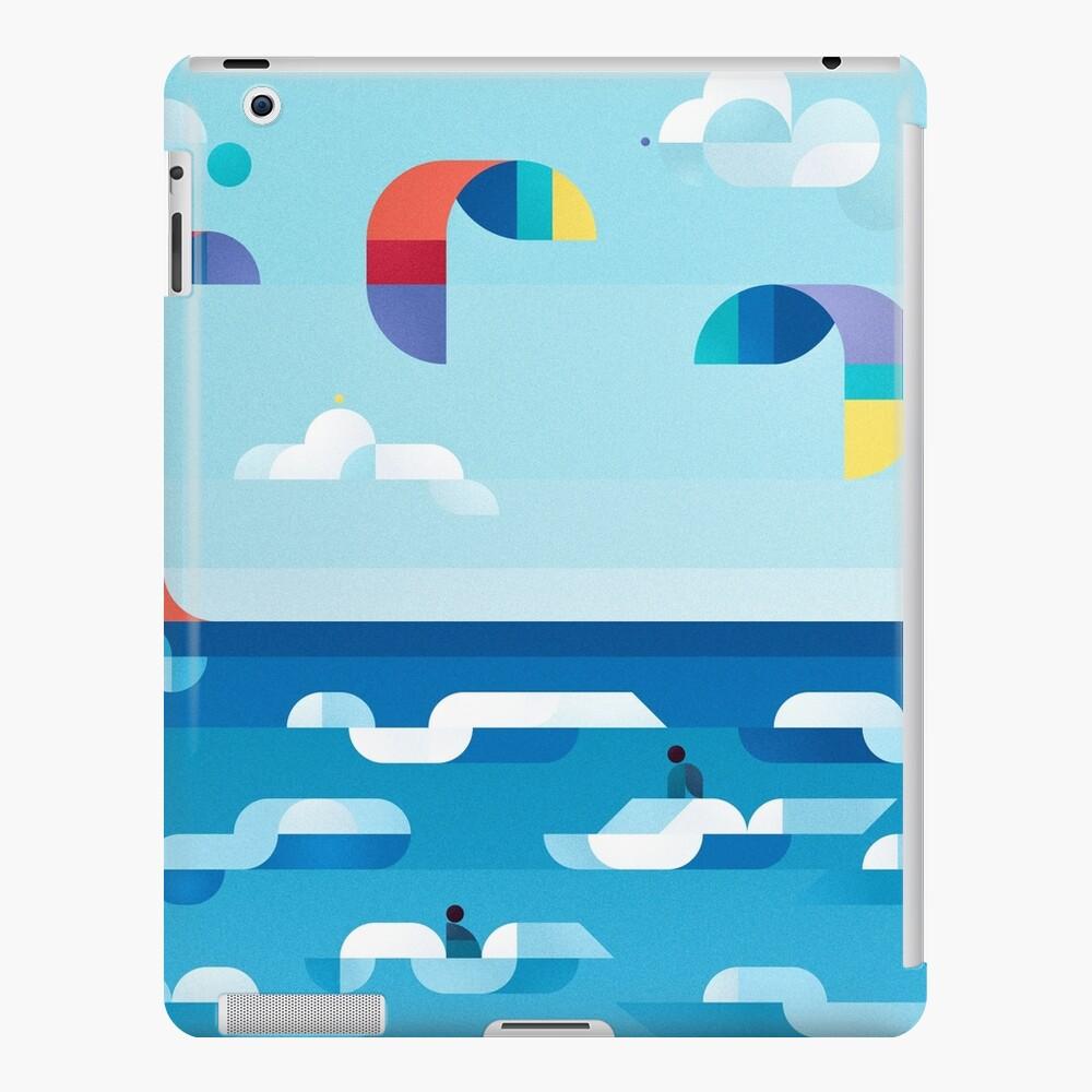 Kites dance iPad Case & Skin