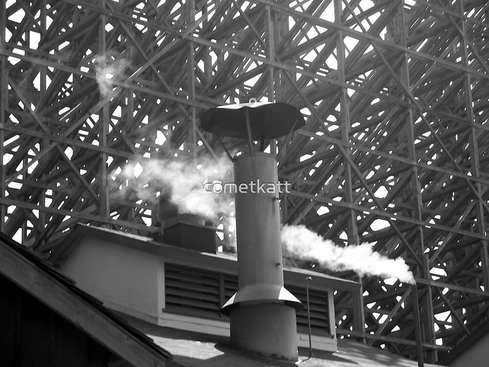 industrial - in black & white by cometkatt