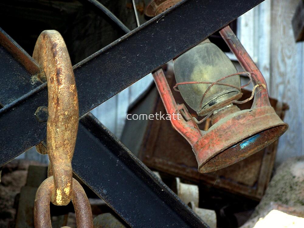 In all its rusty glory by cometkatt