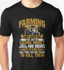 Farmer - Farming - Definition T-Shirt