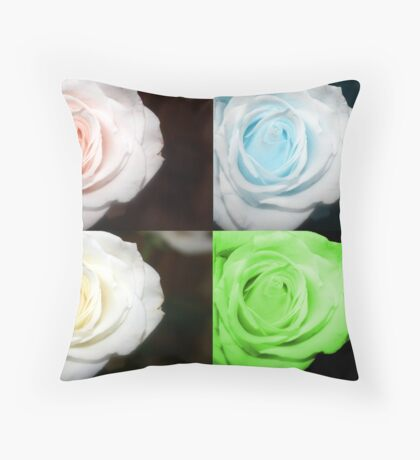 Change or Choice? Throw Pillow